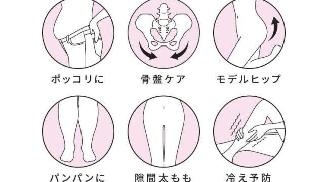 ベルスキニーの6つの特徴